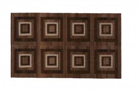 Tappeto Kilim SQBRO misura 210x265 cm