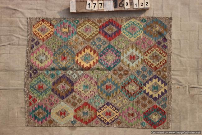Tappeti Kilim Afgani : Tappeto kilim afgano 177 misura 160x122 cm misscucci