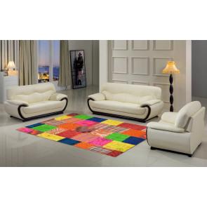 Tappeto Kilim Patchwork 10071 236x171 cm