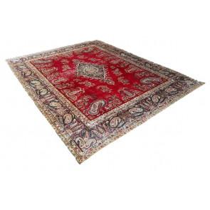 Tappeto Iraniano Vintage Beige, misura 295x369 cm