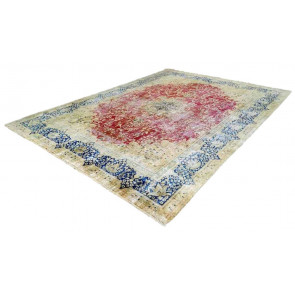 Tappeto Iraniano Vintage Beige, misura 276x370 cm