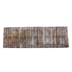 Tappeto Iraniano Vintage Beige, misura 147x456 cm