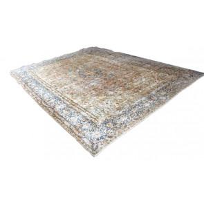 Tappeto Iraniano Vintage Beige, misura 312x423 cm
