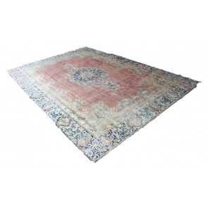 Tappeto Iraniano Vintage Beige, misura 264x387 cm
