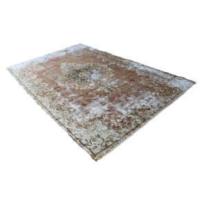 Tappeto Iraniano Vintage Beige, misura 208x316 cm