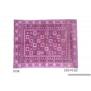 Tappeto Gabbeh Afgano 191x142 cm