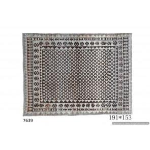 Tappeto Gabbeh Afgano - Dimensioni 153x191 cm