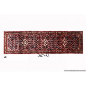 Tappeto Persiano Hamadan Fine 307x85 cm