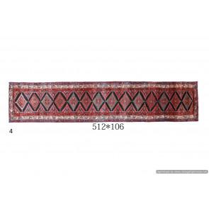 Tappeto Persiano Hamadan, 106x512 cm