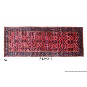 Tappeto Persiano Lilian Old 214x543 cm
