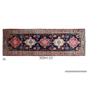 Tappeto Persiano Hamadan 110x309 cm