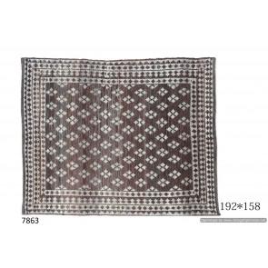 Tappeto Gabbeh Afgano - Dimensioni 158x192 cm