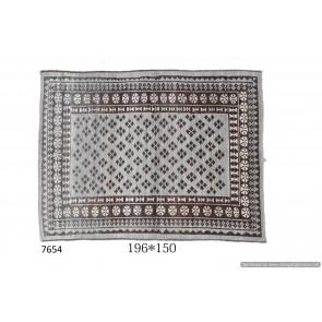 Tappeto Gabbeh Afgano - Dimensioni 150x196 cm