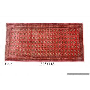 Tappeto Persiano Mashad 112x228 cm