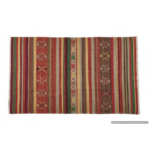 Tappeto Kilim Turkestan CH21 - Disponibile in Varie Dimensioni