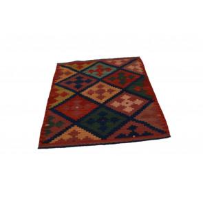 Tappeto Kilim per ingresso e salotto 04V3 95x155 cm