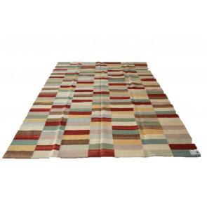 Tappeto Kilim 6-COL 210x265 cm