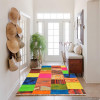 Tappeto Kilim Patchwork 10154 159x93 cm