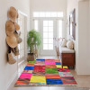 Tappeto Kilim Patchwork 10161 200x66 cm