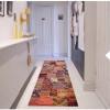 Tappeto Kilim Patchwork 452 291x94 cm