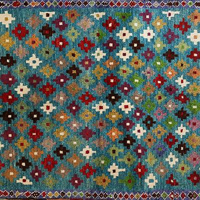 Tappeti Baluch colorati